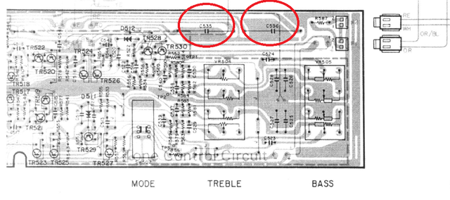 Yamaha C2a Vorverstärker; Bauteil Identifizieren, Hifi-Klassiker ...