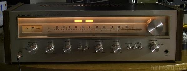 Pioneer SX 550