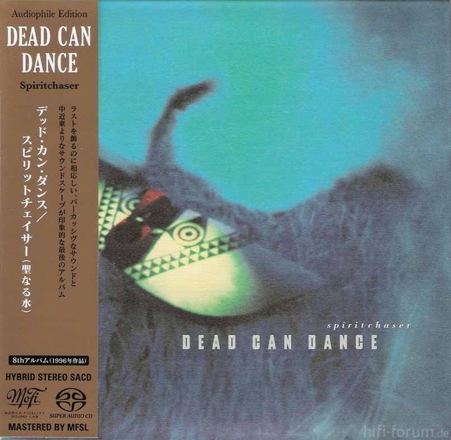 Dead Can Dance, Niedrig