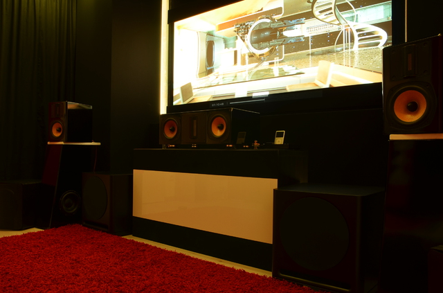 XTZ 1x12 Cinema Subs in meinem Heimkino- / Musikzimmer