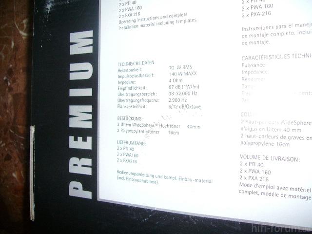 Mb Quart PVI-216 Daten