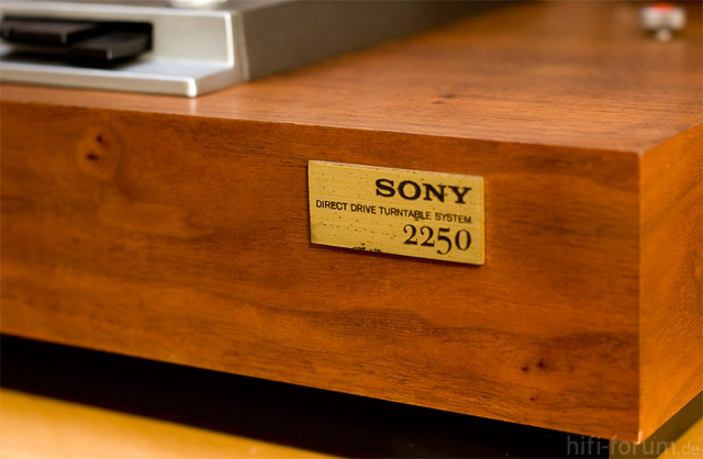 SONY PS-2250, PUA-1500 S