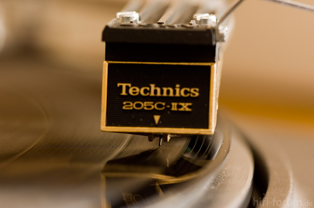 Technics / National Panasonic EPC-205-C II L