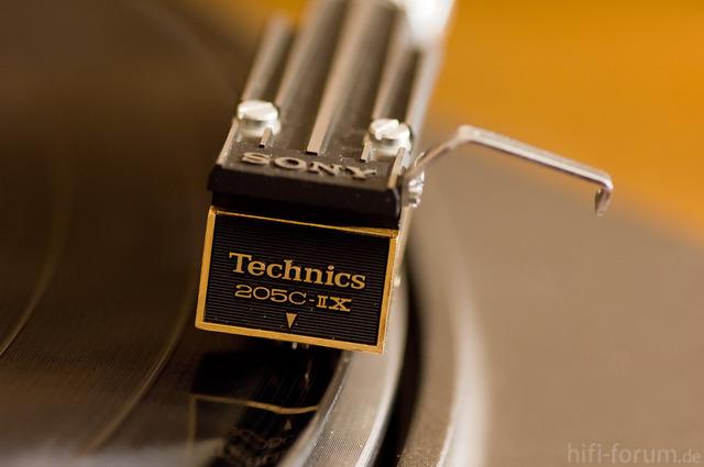 Technics / National Panasonic EPC-205-C II L