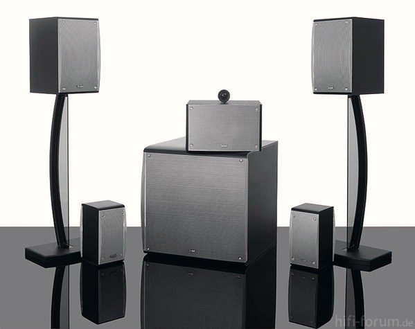 teufel theater 4 hifi bildergalerie. Black Bedroom Furniture Sets. Home Design Ideas
