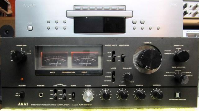 Akai AM-2950 schwarz