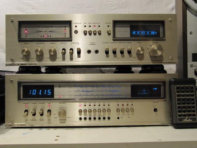 Audion A 6800, T 6800