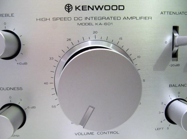 KA-601 Volume
