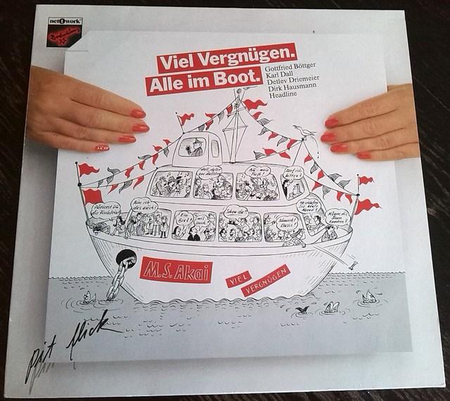 Vinyl M.S. Akai I