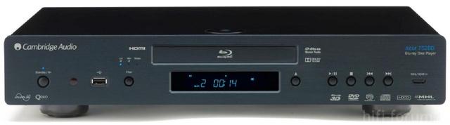 Cambridge Audio Azur 752BD Front