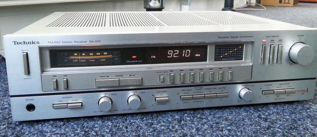 Receiver Technics SA-424