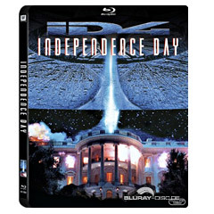 Independence Day Steelbook