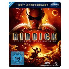 Riddick 100th Anniversary Steelbook Collection