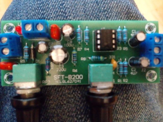 Ne 5532P Schaltung umloeten, Elektronik - HIFI-FORUM