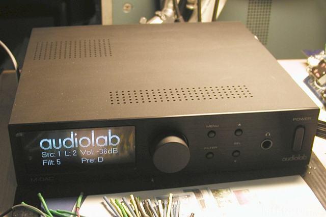 Audiolab MDAC