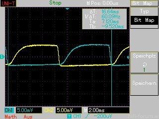 MAP001 3D Shutting Fremdlicht L=blau R=gelb