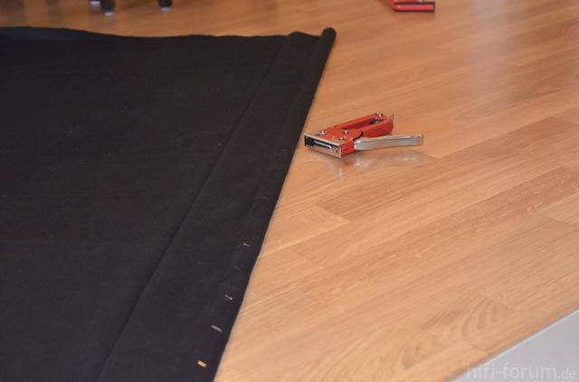 Leiste Mit Molton Für Die Deckenverkleidung