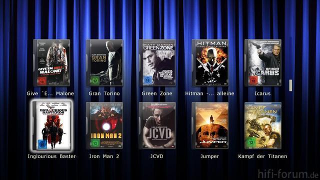 Film Auswahl