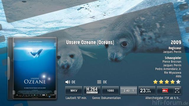 Unsere Ozeane Backdrop
