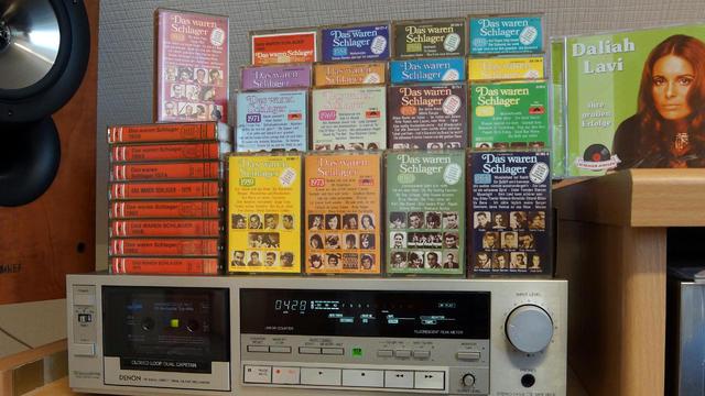 Kaufcassetten