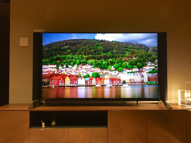 neueste technologie fernseher