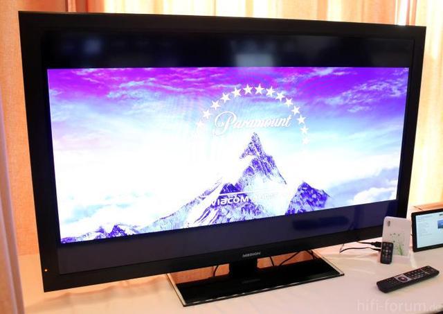 Medion Tv55 X18100