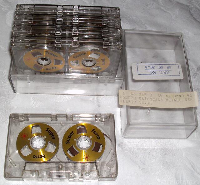 Datenkassetten A