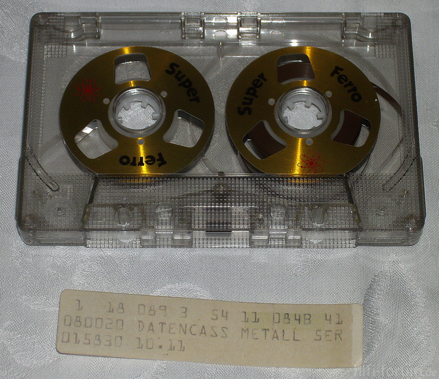 Datenkassetten B