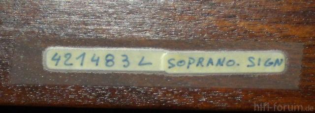 LS Soprano B