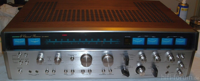 Pioneer QX-9900 a