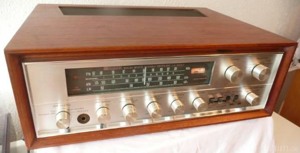 Pioneer Solid State Stereo Receiver Lx 800t
