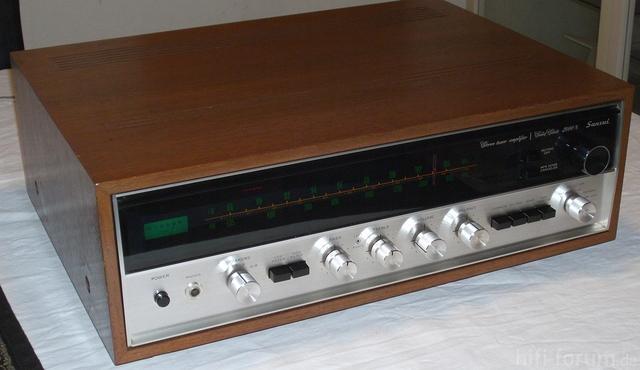 Sansui 2000X C