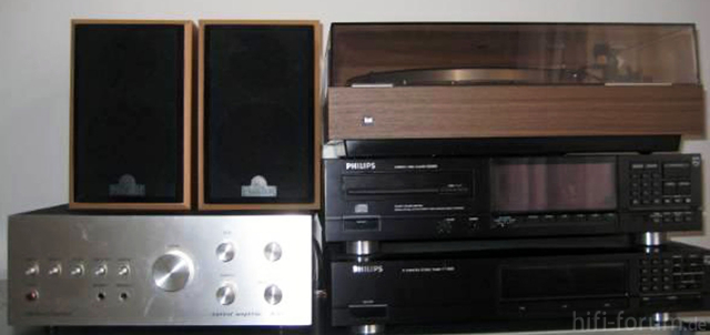 Stereo Anlage