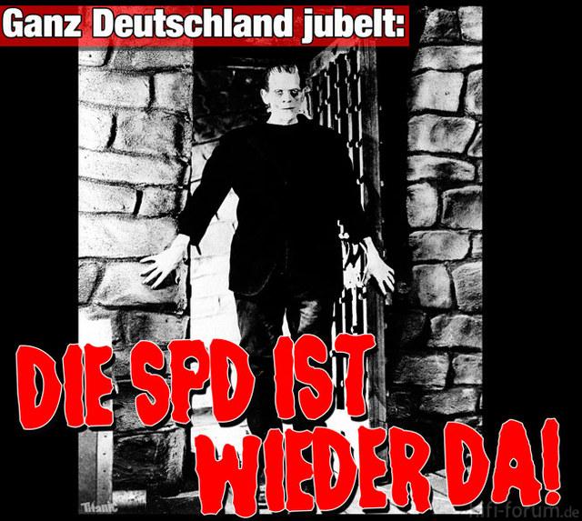 Die SPD Ist Zurueck