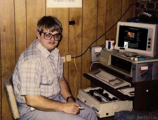 Super Computer Nerd