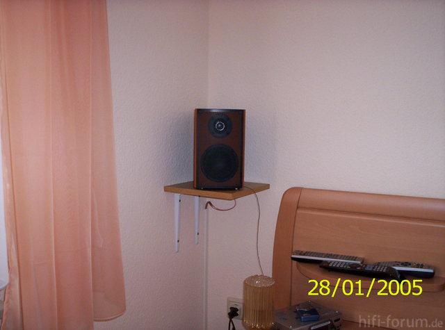 Nubert NuWave RS5 Dipol Schlafzimmer
