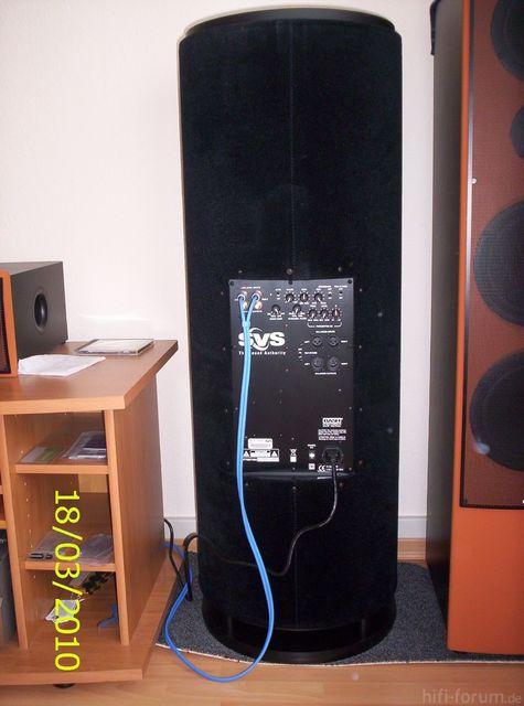 SVS PC13 Ultra Subwoofer Zweitsystem
