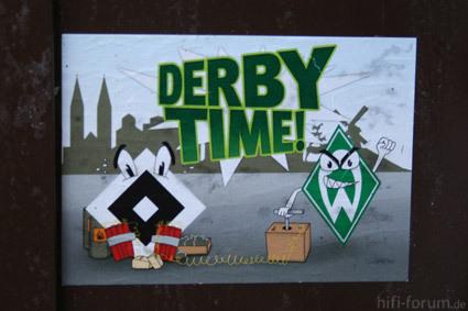 Derbytime!