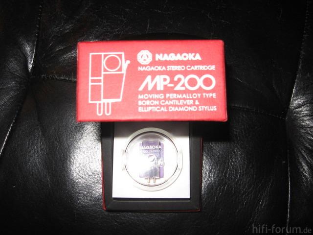 Nagaoka MP200  19 1 11 002