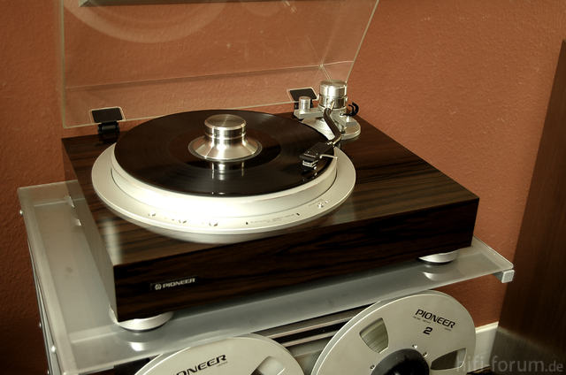 PIONEER PL-50LII Exclusive