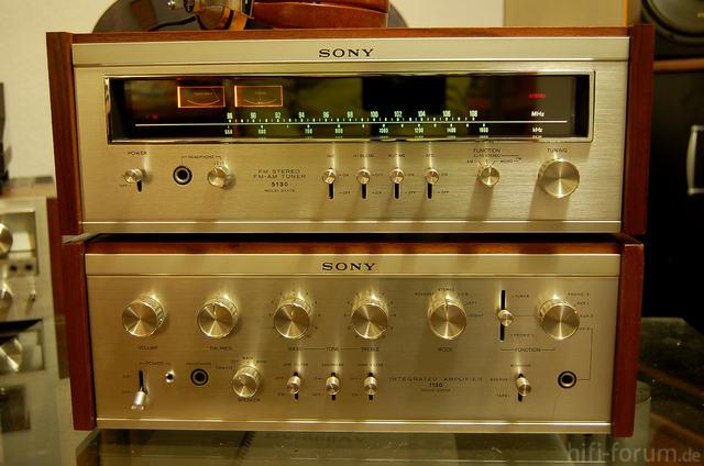 SONY TA- 1130 + ST-5130