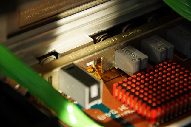 Grundig T3000 Tastenaggregat Lücke zwischen U7 und Kan/Freq