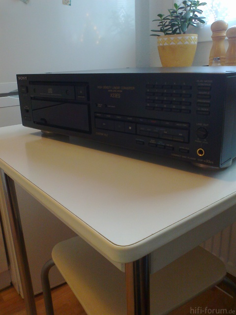 Denon und Sony Player 013
