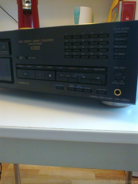 Denon und Sony Player 016