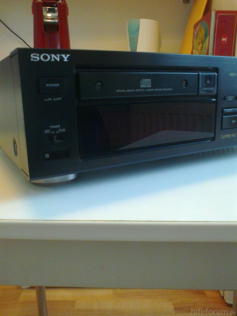 Denon und Sony Player 017