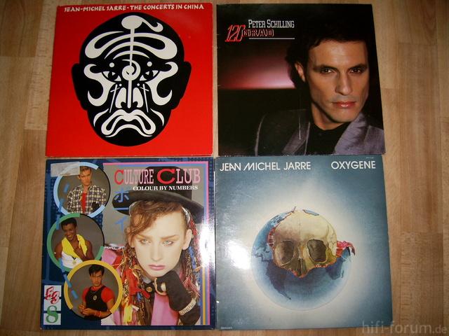 Schallplatten Vom 19  4 001