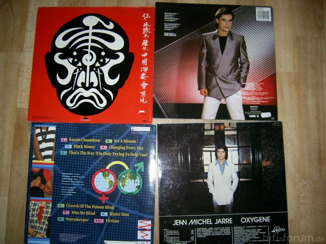 Schallplatten Vom 19  4 006