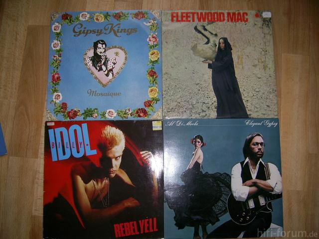 Schallplatten Vom 19  4 007