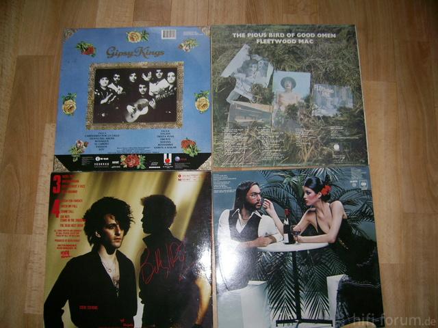 Schallplatten Vom 19  4 009