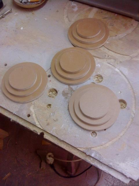 Stellfüße Für Plattendreher 015